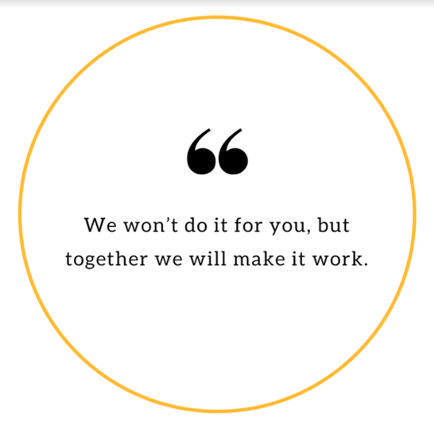 Work Together Quote